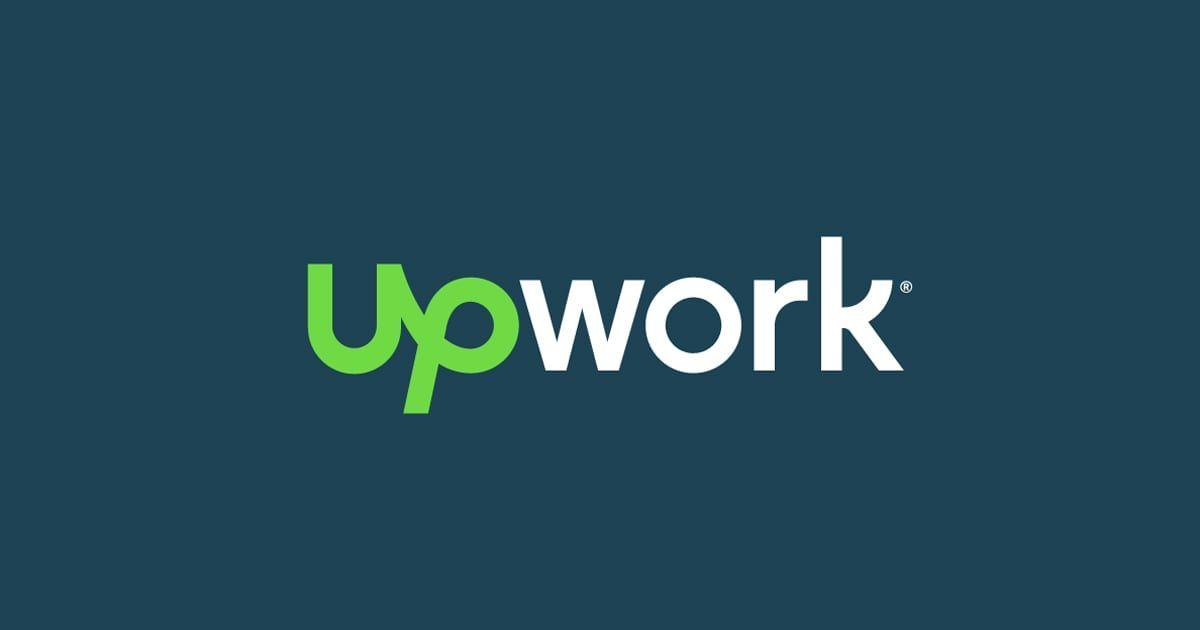 موقع Upwork من أفضل مواقع الخدمات المصغرة الاجنبية